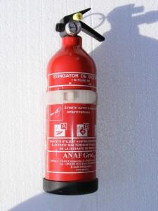 ABC Feuerlöscher