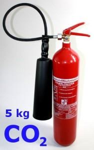 CO2 Feuerlöscher
