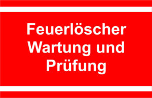 Super Feuerlöscher Wartung und Prüfung + Aktuelle Informationen + NEU! YN83